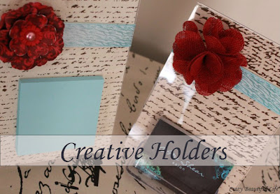 Creative Note Holders