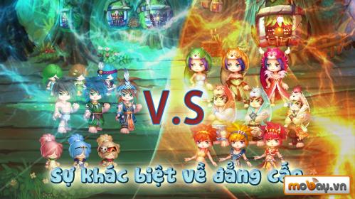 Tong hop game 3d cho android tai VN
