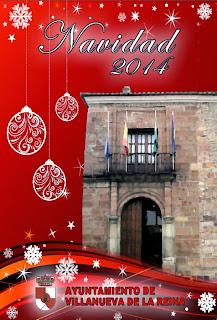 Villanueva de la Reina - Navidad 2014