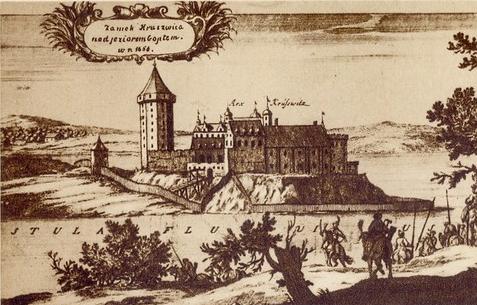 Komitet odbudowy zamku w Kruszwicy