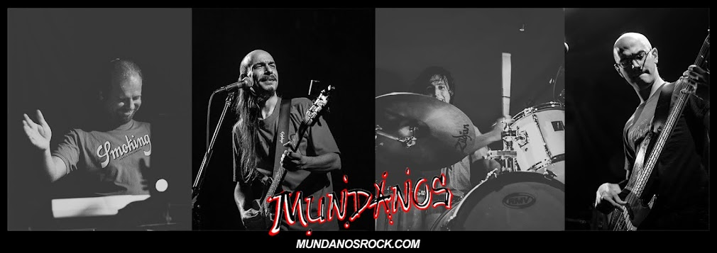 MUNDANOS *Rock Viajero*