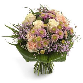 skicka blommor usa