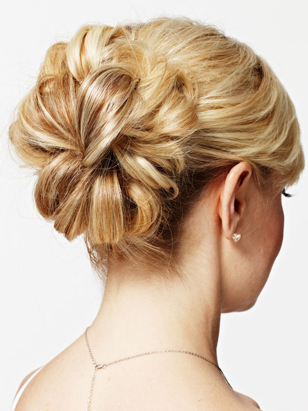 Updos with Height Holiday Season Hairstyle-7
