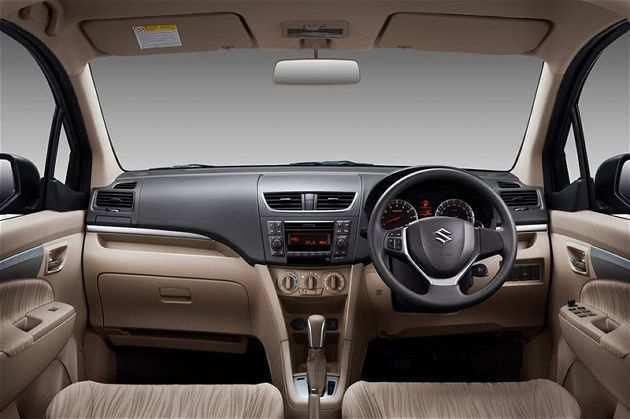 Suzuki Ertiga New 2015- INterior