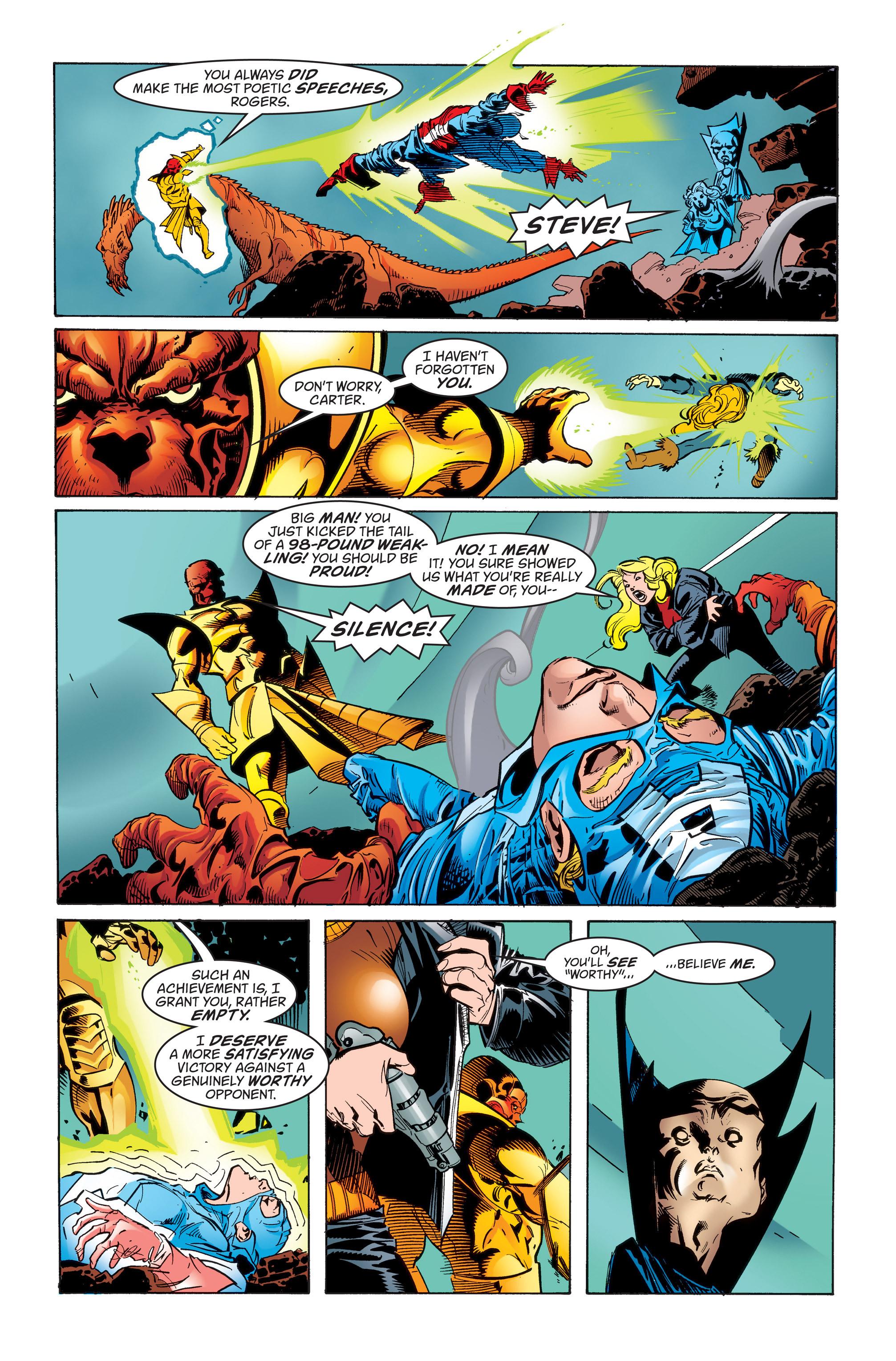 Captain America (1998) Issue #17 #23 - English 7