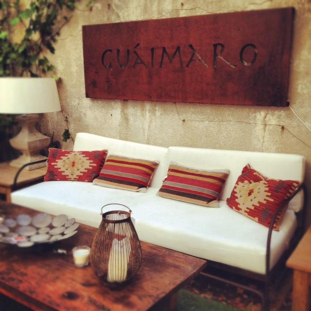 Deco shopping en la tienda gu imaro en madrid estilo - Guaimaro madrid ...