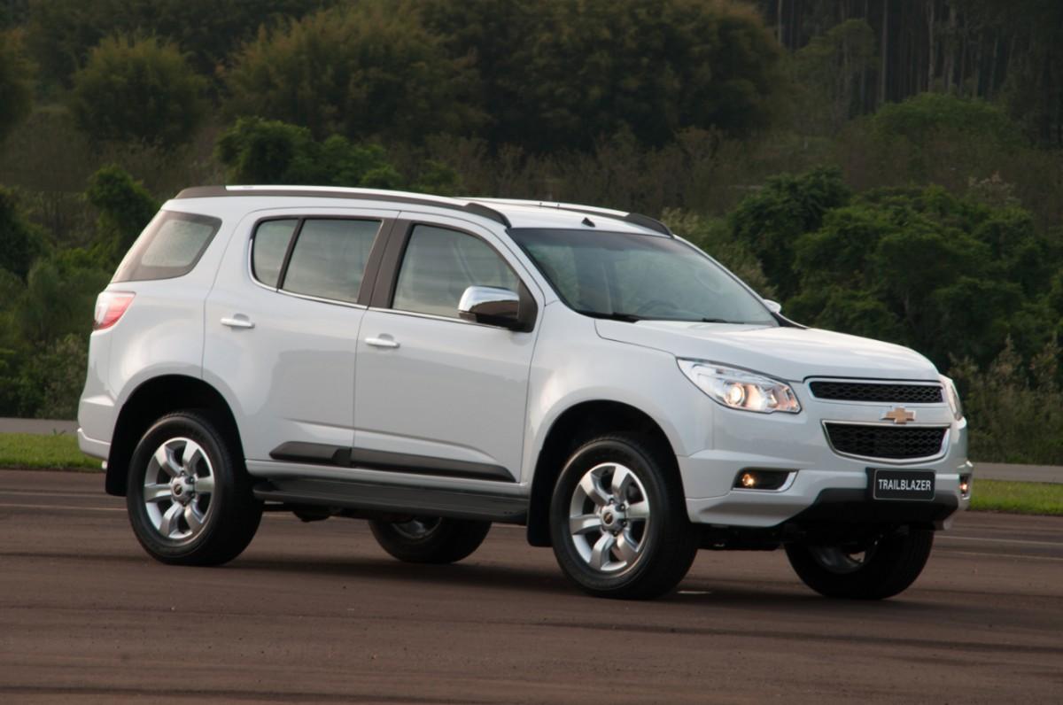 Chevrolet TrailBlazer 2013: Pre-venta