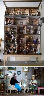 10 fakta unik Miniatur Rumah Paling Indah Di Dunia