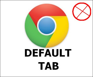 How to Remove Default Tab Extension in Google Chrome