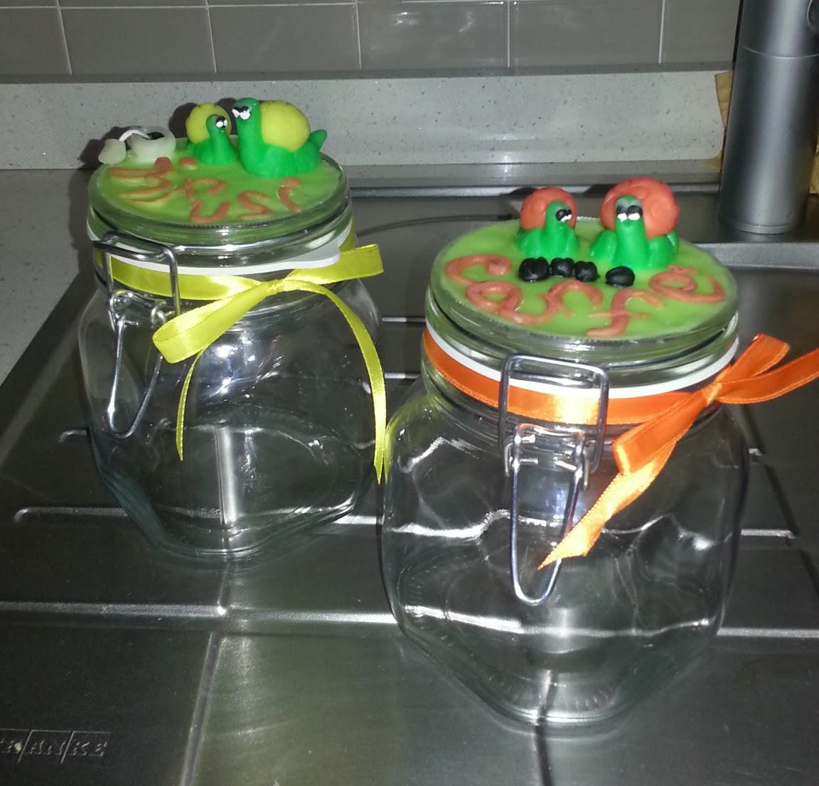 Officinadelbosco barattoli da cucina - Barattoli cucina colorati ...