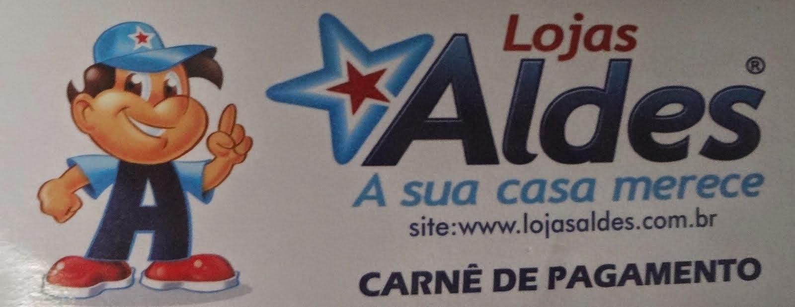 LOJAS ALDES - NOVA CRUZ - RN (84) 3281 2557