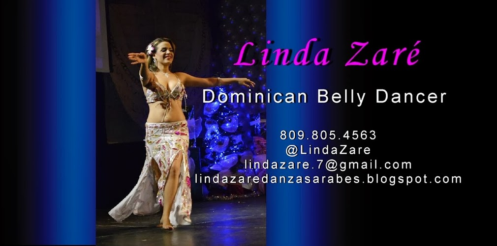 Linda Zaré Danzas Árabes