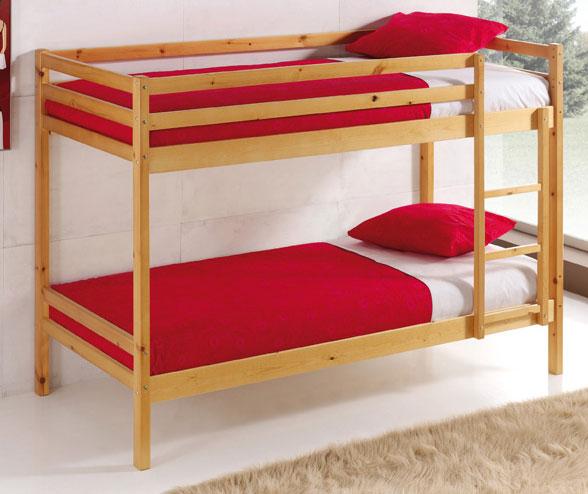 La web de la decoracion y el mueble en la red camas - Cama convertible en litera ...