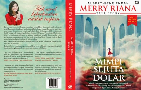 download buku mimpi sejuta dollar merry riana | download ebook gratis