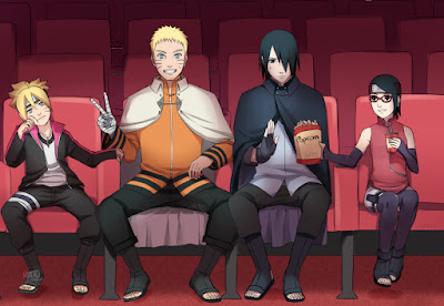 Phim Boruto Naruto the Movie