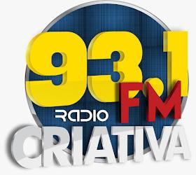 CRIATIVA FM 93,1 MHZ