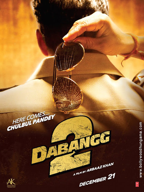 Free Download  Hindi Movie Dabangg 2 (2012)