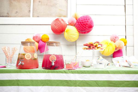 How to Throw an Outdoor Summer Party
