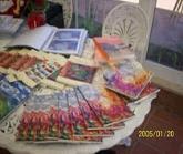 Eu e os meus livros