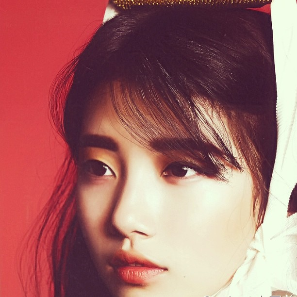 "Photo BAE SUZY MISS A ""Beautiful Girl"""