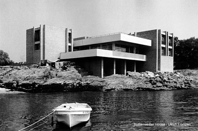 Arquitectura De Casas Casas Modernas Del Brutalismo