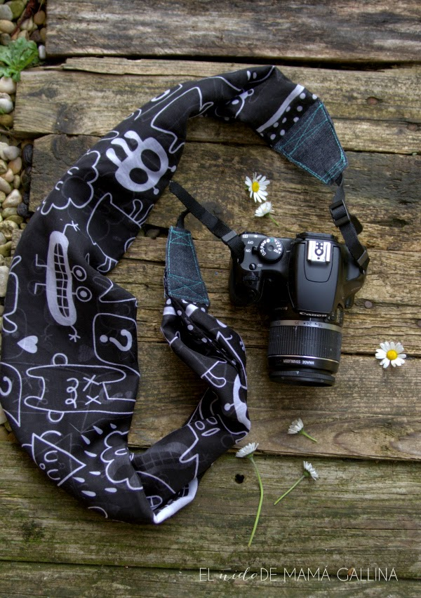 DIY: CAMERA STRIP