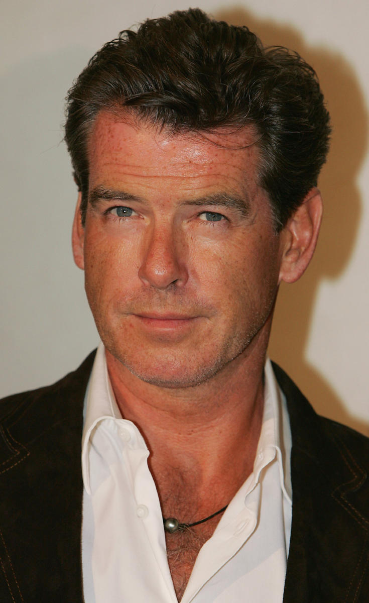 Pierce Brendan Brosnan...