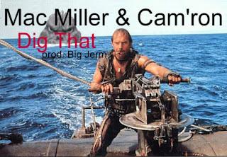 ">News // Mac Miller Feat. Cam'Ron – ""Dig That"""
