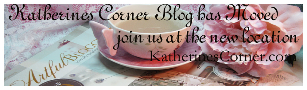 Katherines  Corner  blog