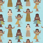 Hula Dolls Collection