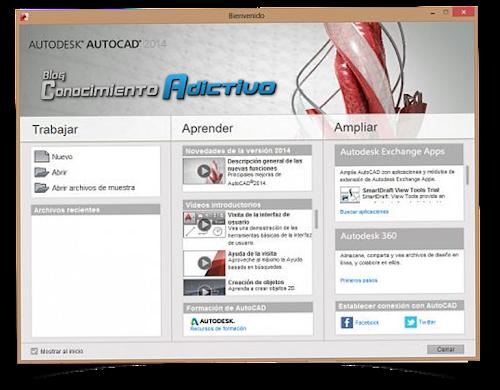 Descargar Autodesk AutoCAD 2014 full