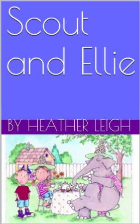Scout and Ellie series for 7 to 9 year olds: