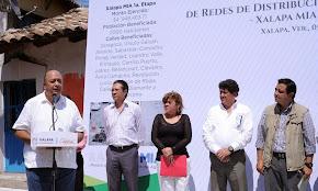 Reconoce sector empresarial beneficios del programa Xalapa MIA