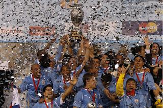 Uruguay Campeón de la Copa América 2011