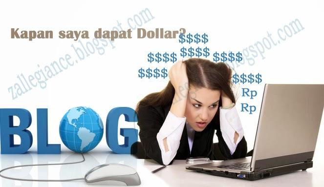 Rubah Niat Blogging Anda Dari Sekarang