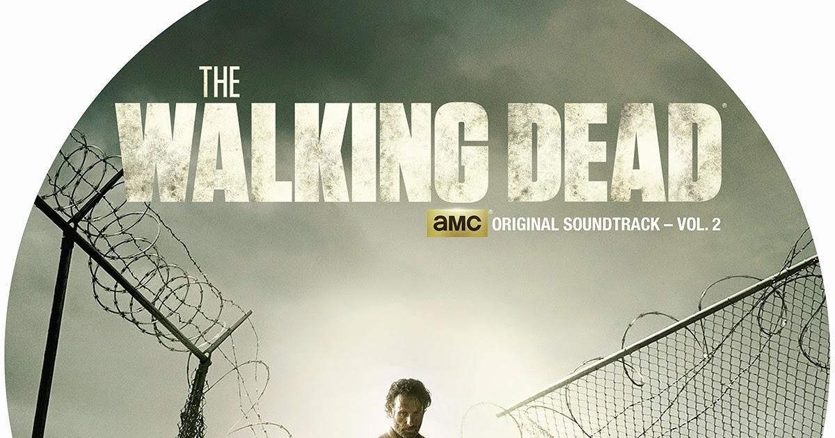 The Blot Says Rsd 2015 Exclusive The Walking Dead Soundtrack Vol
