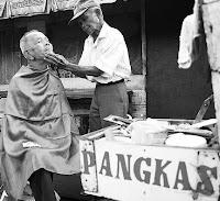 sejarah pangkas rambut di indonesia