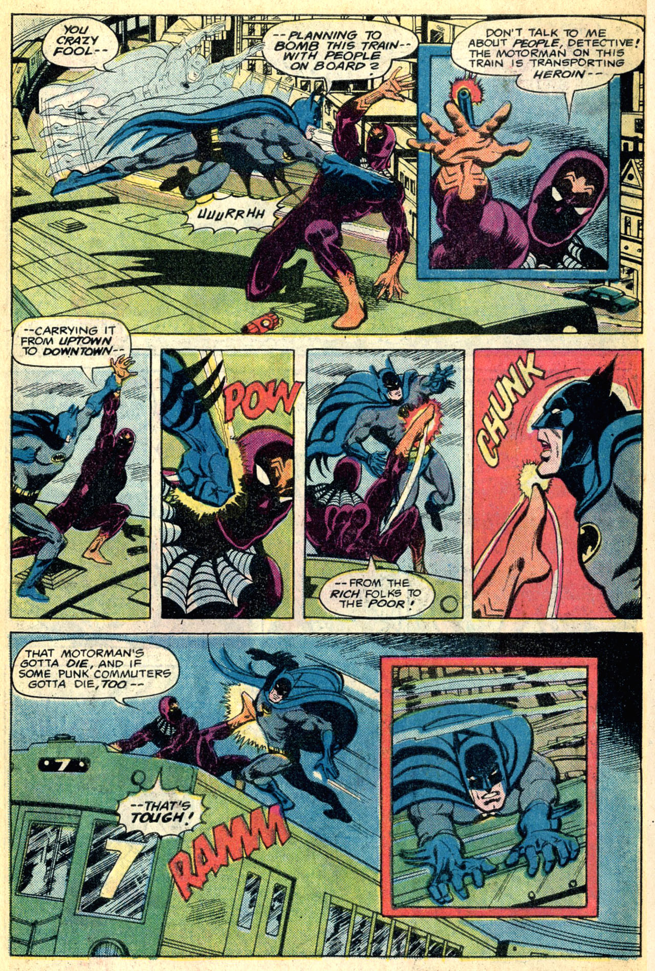 Detective Comics (1937) Issue #464 Page 15