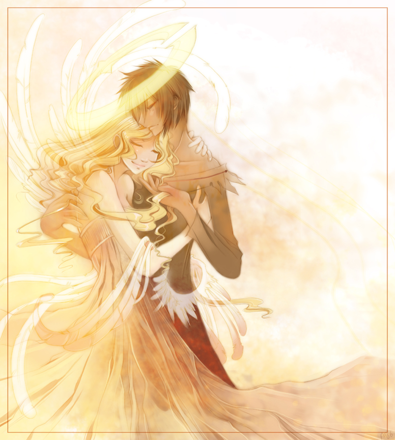 Love wallpapers wallpapers 4 you - Image manga couple ...