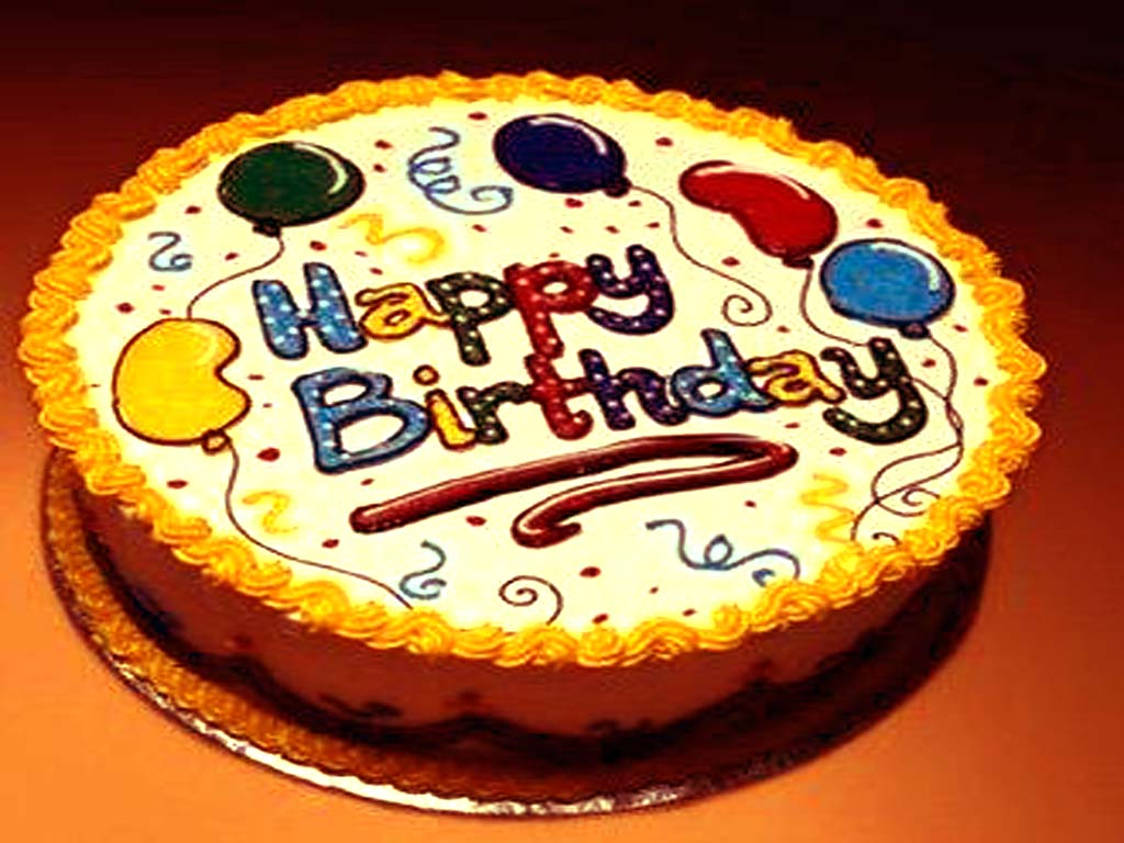 Birthday Cake Images Messages : Birthday Candles Cakes Selective Messages