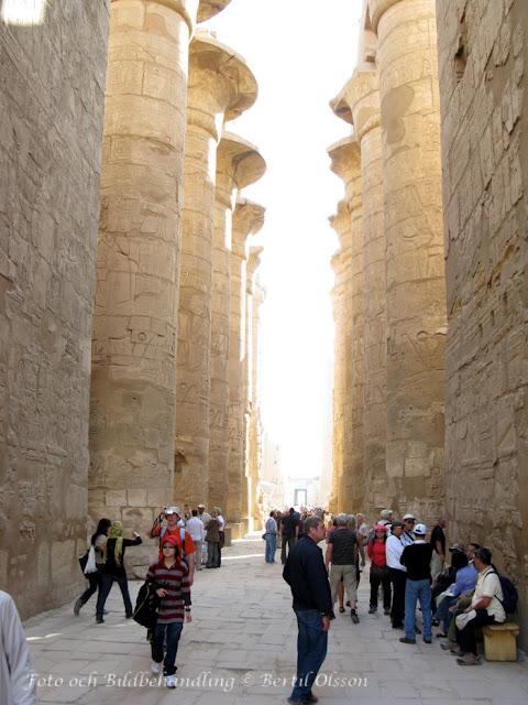 Egypten Luxor