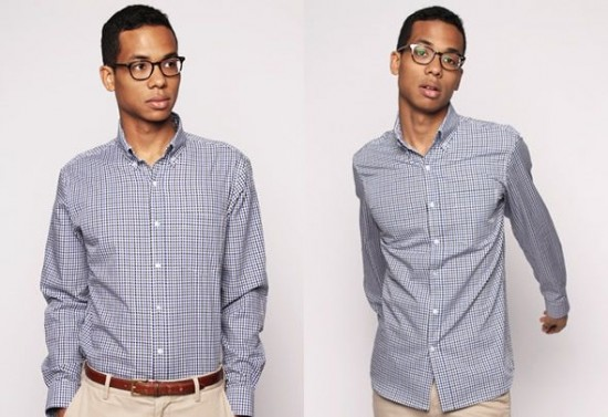 Textile Company Creates Men's Shirt That Doesn't Require Washing and Ironing