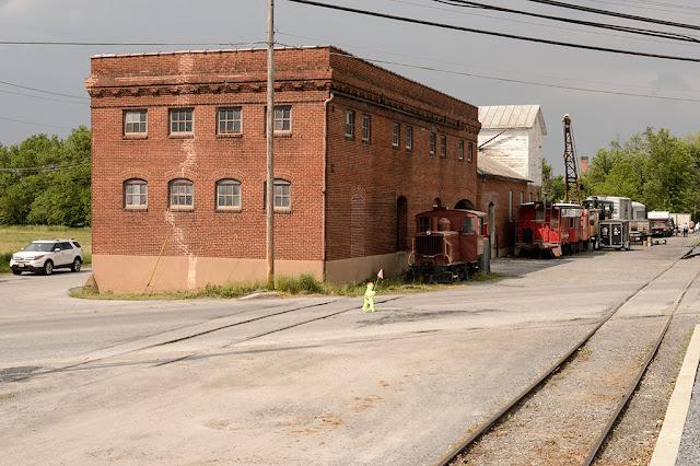 Walkersville Southern Railroad Museum