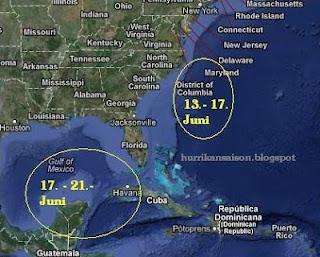 Das Wort zum, aktuell, Juni, 2012, Hurrikansaison 2012, Taifunsaison 2012, Atlantische Hurrikansaison, Pazifische Hurrikansaison, Taifunsaison, Guchol, Butchoy, Carlotta, Chris,