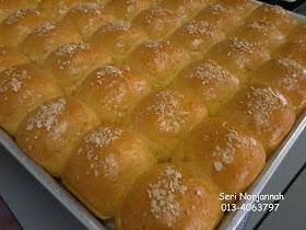 Roti Jagung Bernestum
