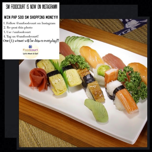 Yummy Japanese food for lunch! Available at Okuya!