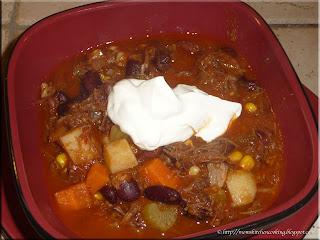 tex mex beef stew