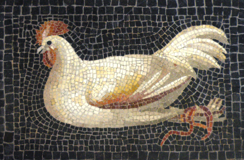 Ancient roman recipes chicken