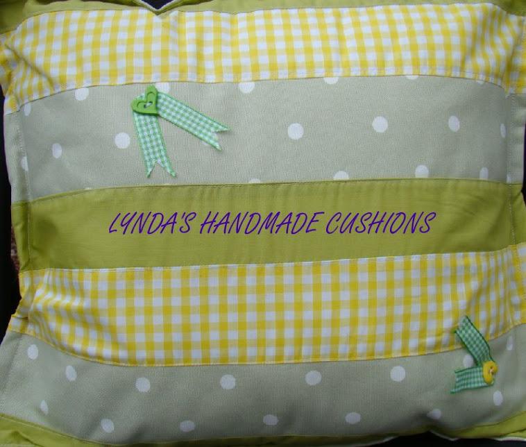 Lynda's Handmade Cushions