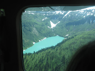 Alaska flightseeing